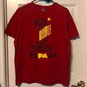 Spain Tshirt